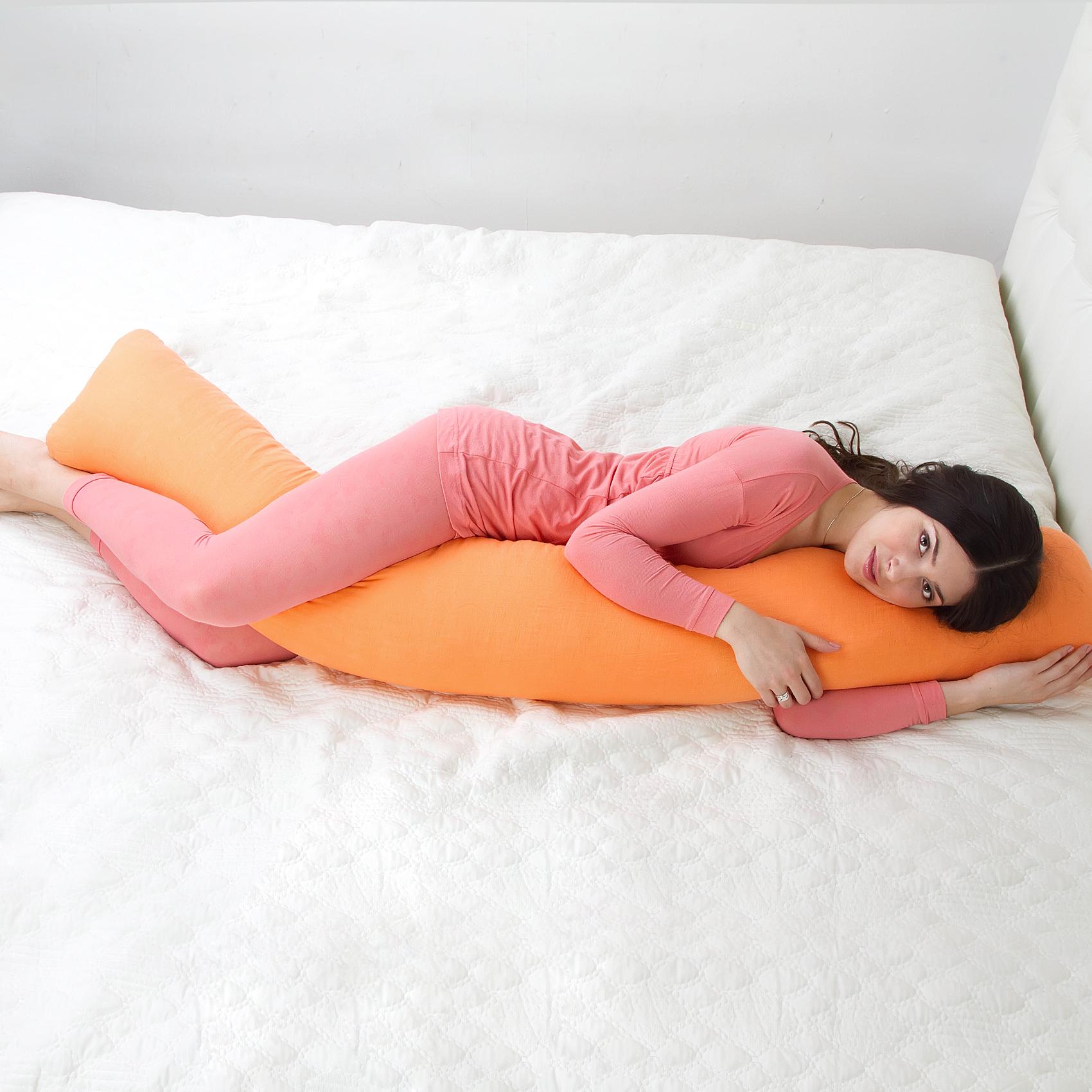 Виды и рейтинг подушек для беременных