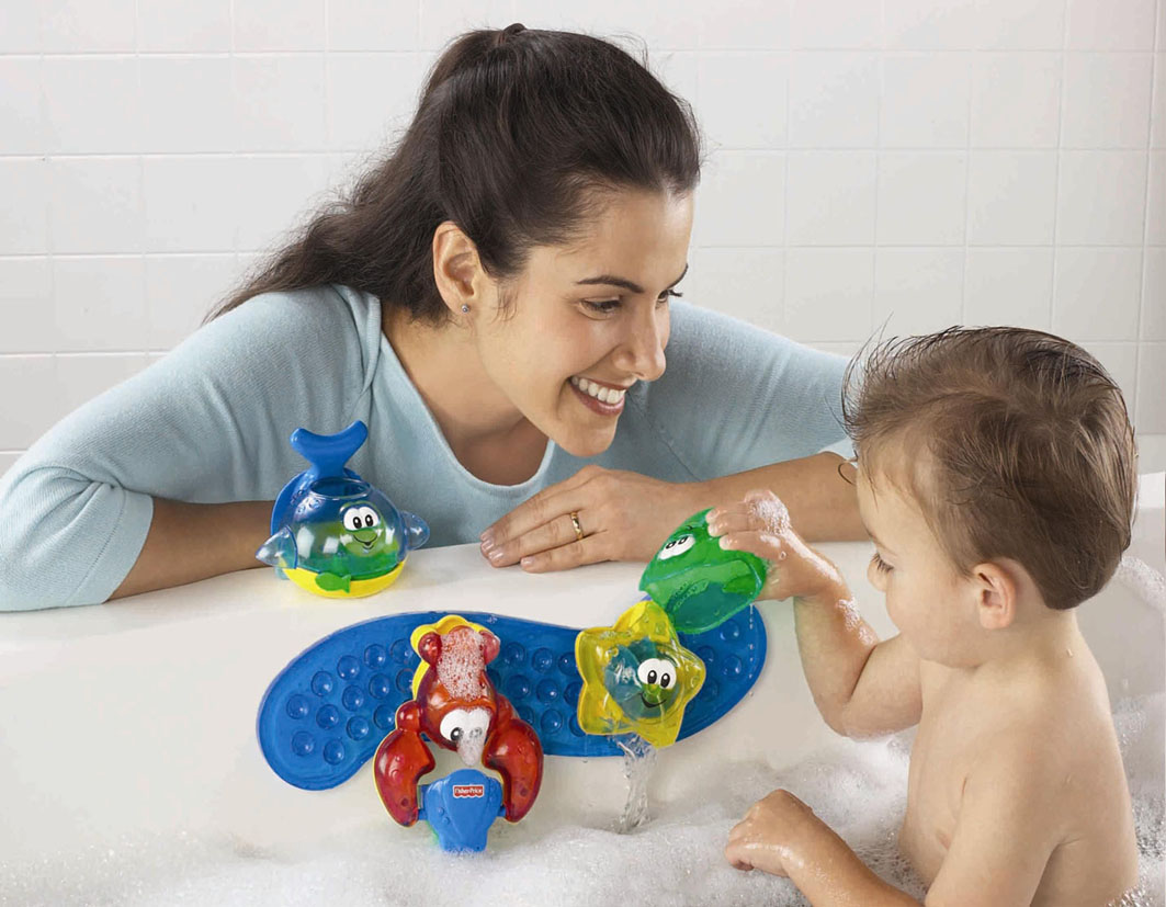 Игры в ванной для детей | 19 идей