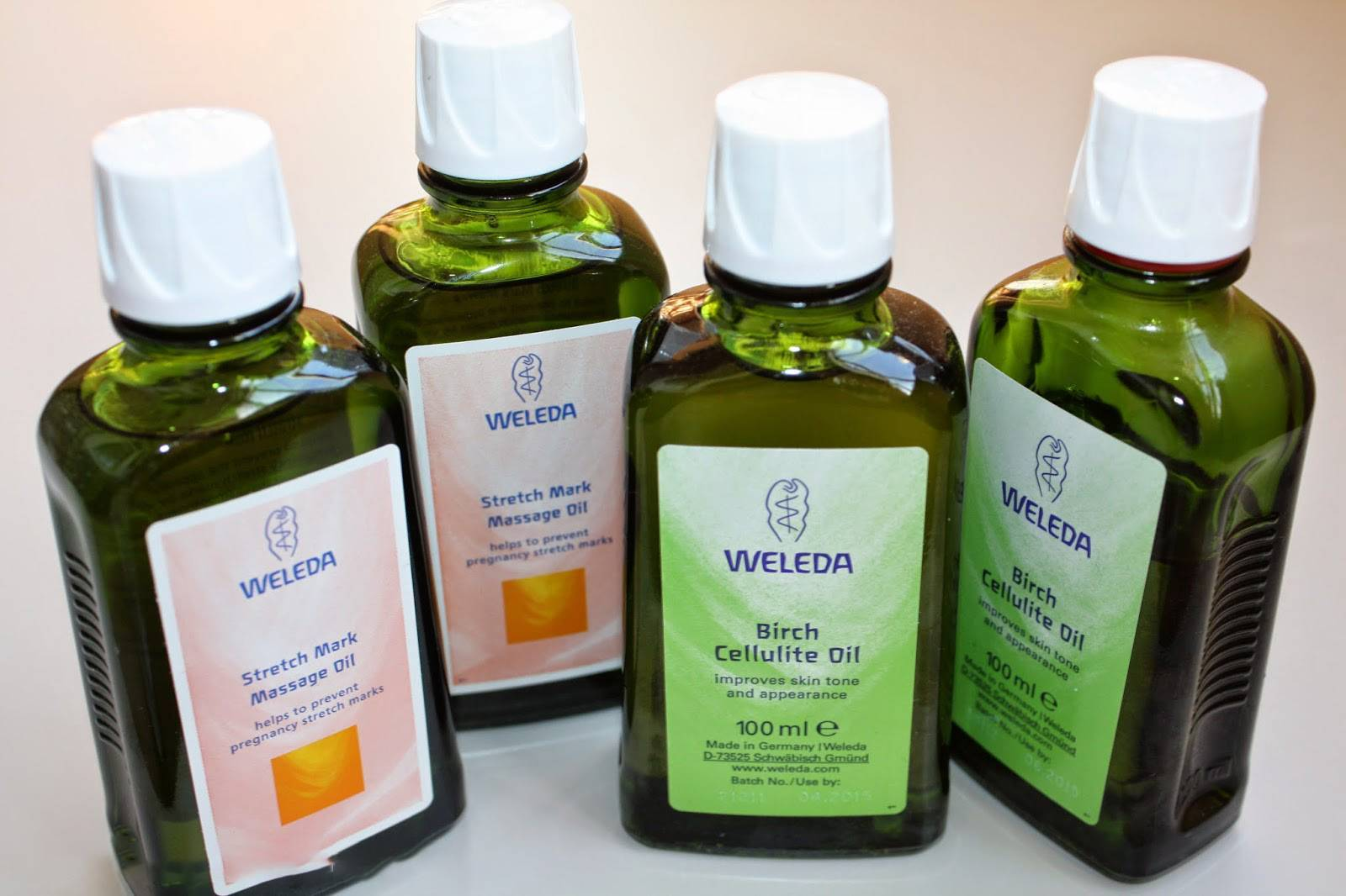 Применение миндального масла от растяжек при беременности