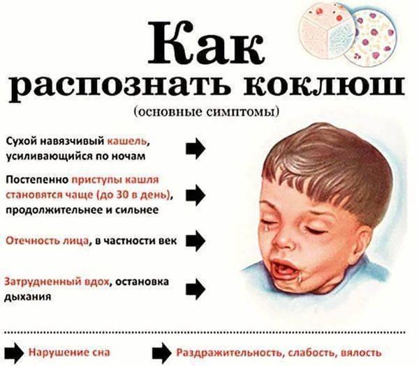 Как помочь ребенку при сильном кашле до рвоты ночью
