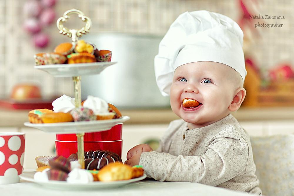 «правильные» сладости для детей