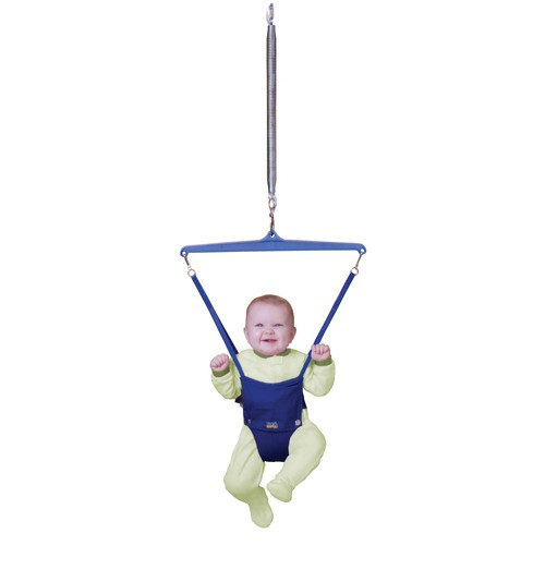 Прыгунки для ребенка 4-6 месяцев можно считать хорошим тренажером для развития детского организма