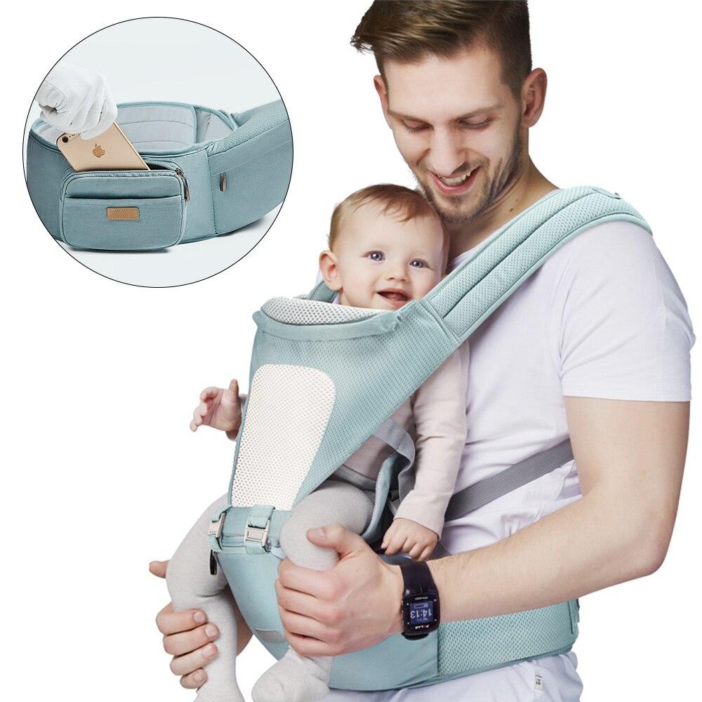 Для чего нужен «кенгуру» и можно ли носить в нем ребенка?