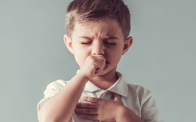 Лечение неврологического кашля у детей