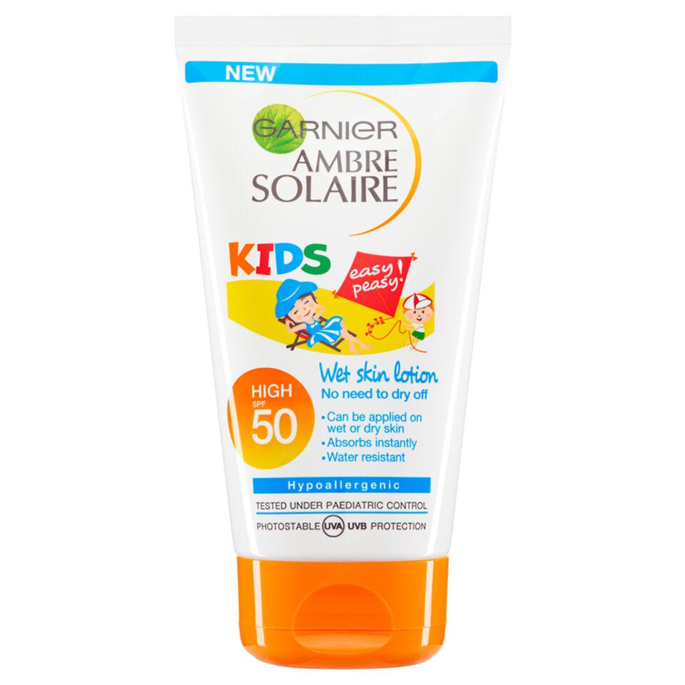 Как выбирать детские солнцезащитные средства