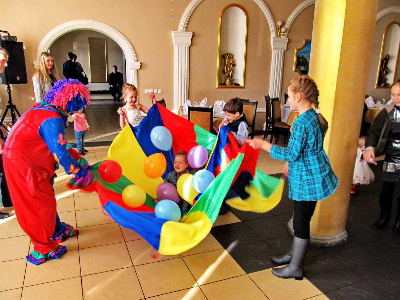 Групповые игры для детского праздника