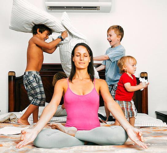 Идеальная мама: какая мама нужна ребенку
