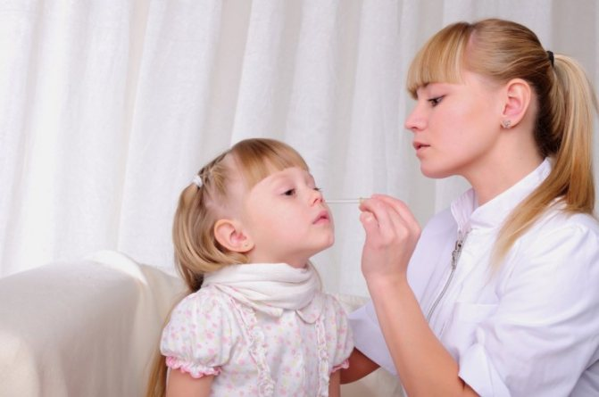 У ребенка заложен нос, но нет насморка: что делать в домашних условиях, чем лечить