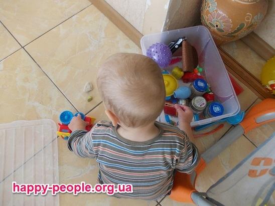 Чем занять ребенка, пока вы готовите?