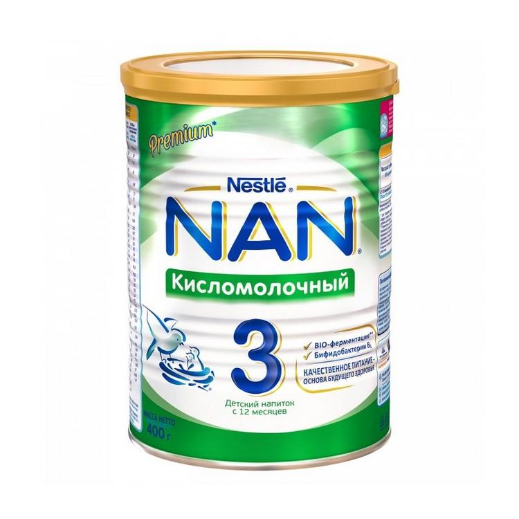 Смеси «nan»: особенности, виды, преимущества и недостатки