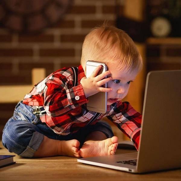 Влияние гаджетов на детей — parent-portal.ru