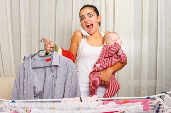 Топ 10 лайфхаков для мам: опыта много не бывает!