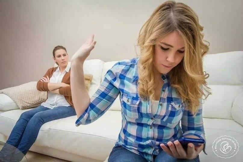 Почему дети хамят: как реагировать родителям