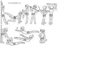 Упражнения при сколиозе: зарядка, гимнастика, лечебная физкультура в домашних условиях
