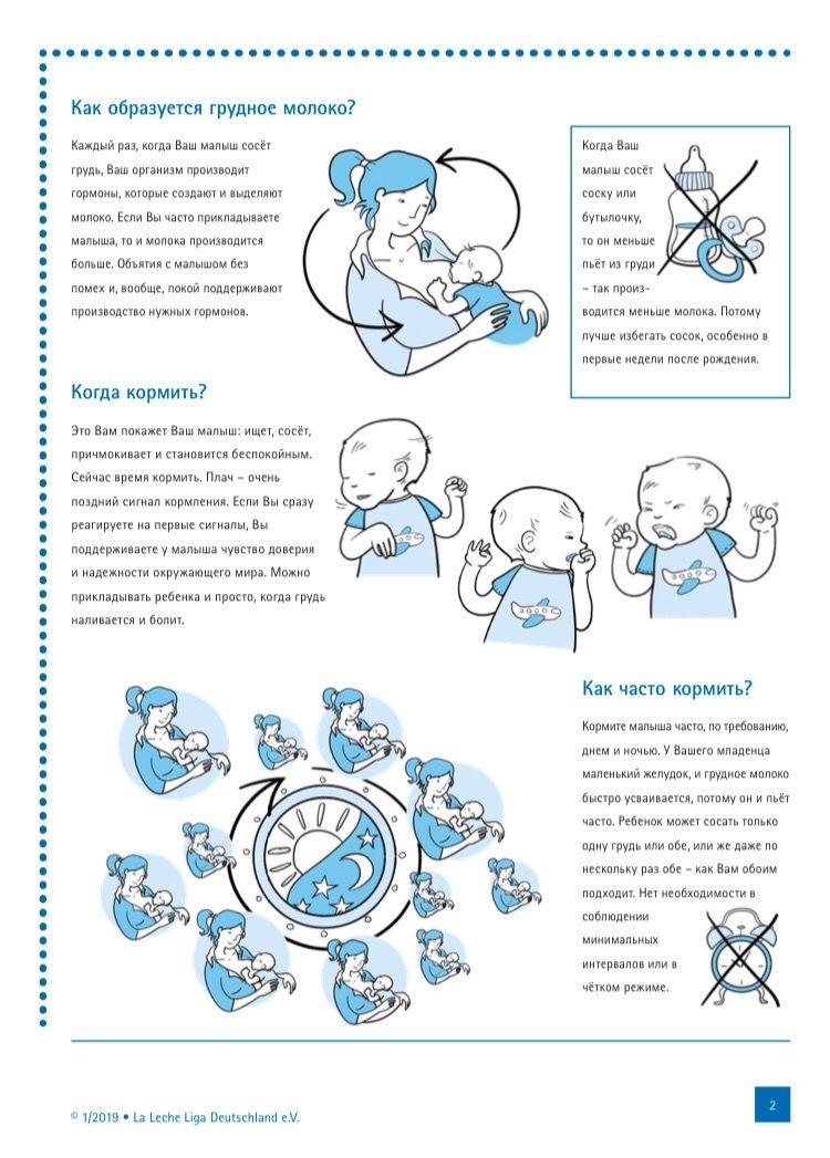 Как правильно докармливать ребенка при грудном вскармливании