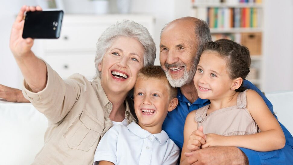 Какие бывают бабушки: разновидности и классификация