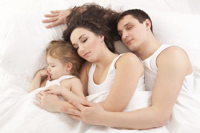 Совместный сон с ребёнком – до какого возраста, за и против | психология отношений