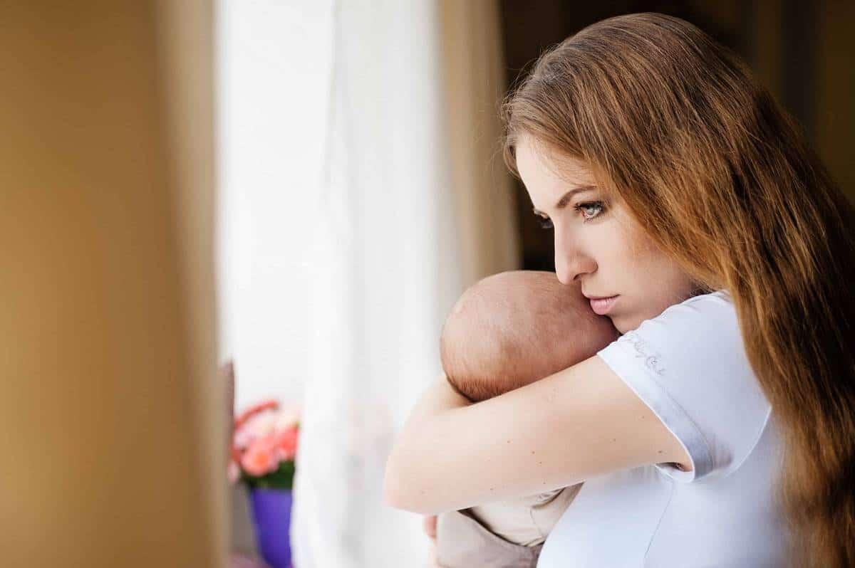 «я впервые стала матерью и не испытываю счастья» | православие и мир