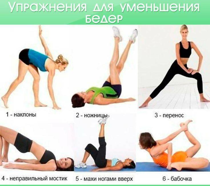 Упражнения для похудения для подростков