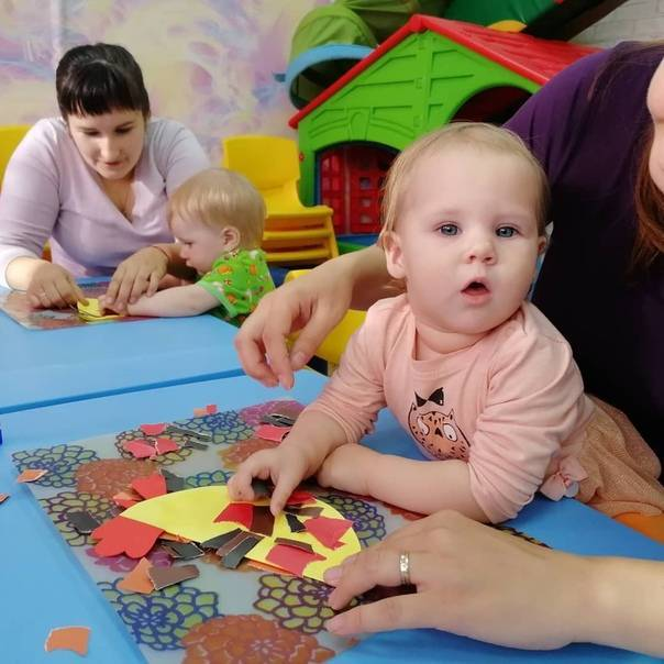 Развивающие игры и занятия для детей 1 год 3 месяца - 1,5 года (подробный план - конспект) – жили-были
