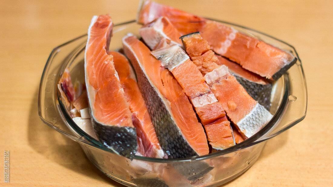 Рыба соленая красная при беременности