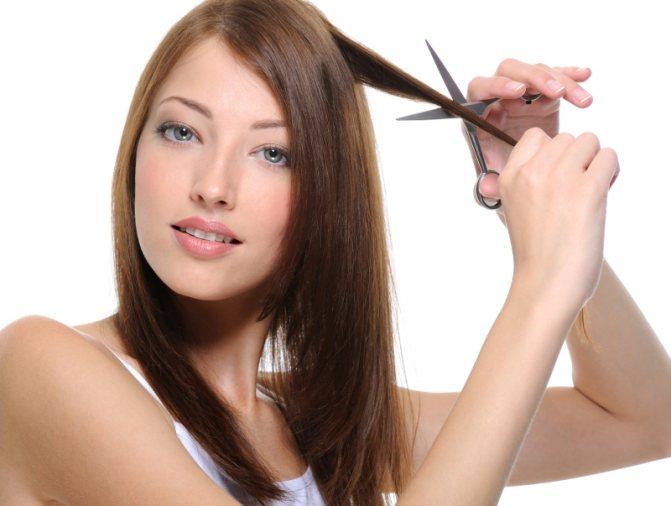 Можно ли беременным стричь и красить волосы? | nashy-detky.com.ua