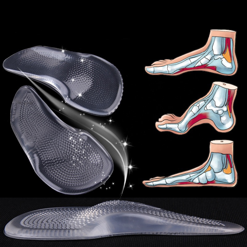 Ортопедические стельки, полная классификация, плюсы и минусы