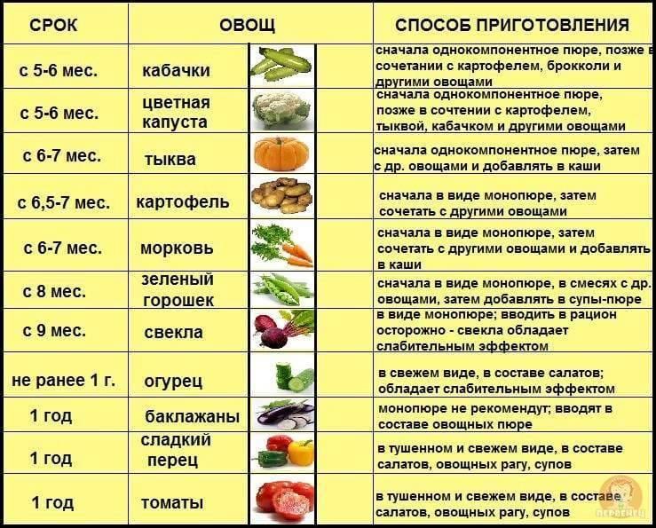 Как вводить прикорм