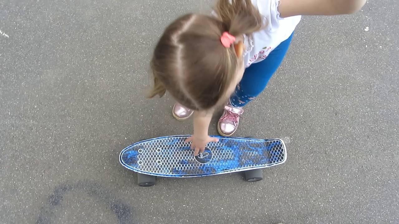 Как научиться кататься на скейте: уроки начинающим - zetsila