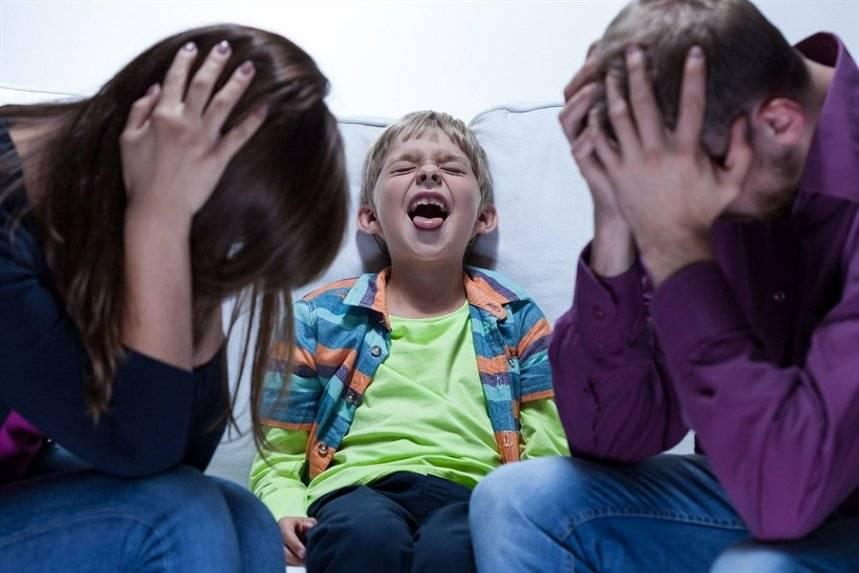 Причины возникновения высокого уровня тревожности у детей дошкольного возраста