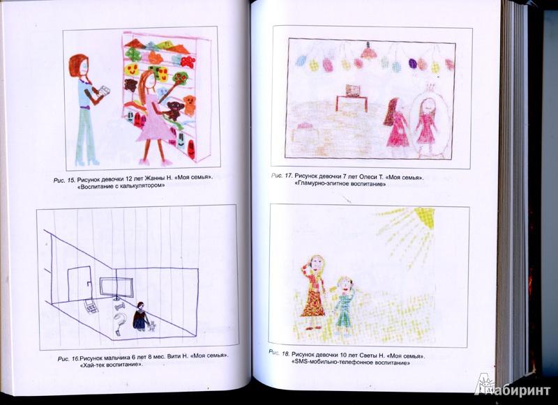 Детские рисунки как способ разговора со своим ребенком