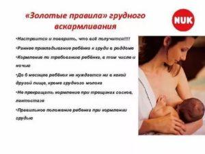 Что делать, если у кормящей мамы повысилась температура