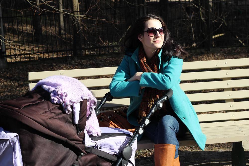 Когда гулять с новорожденным после роддома? прогулки с ребенком - после 40 дней
