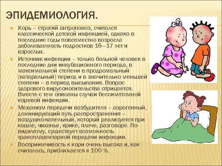 Краснуха: первые признаки, симптомы, лечение и профилактика у детей и взрослых