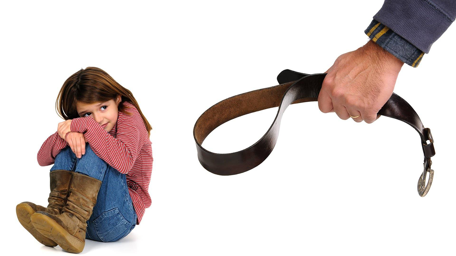 Можно ли бить детей в целях воспитания?