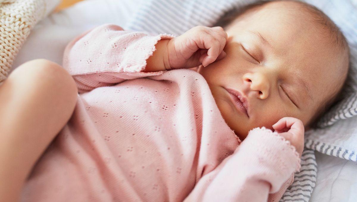 Так ли много спит новорожденный малыш?