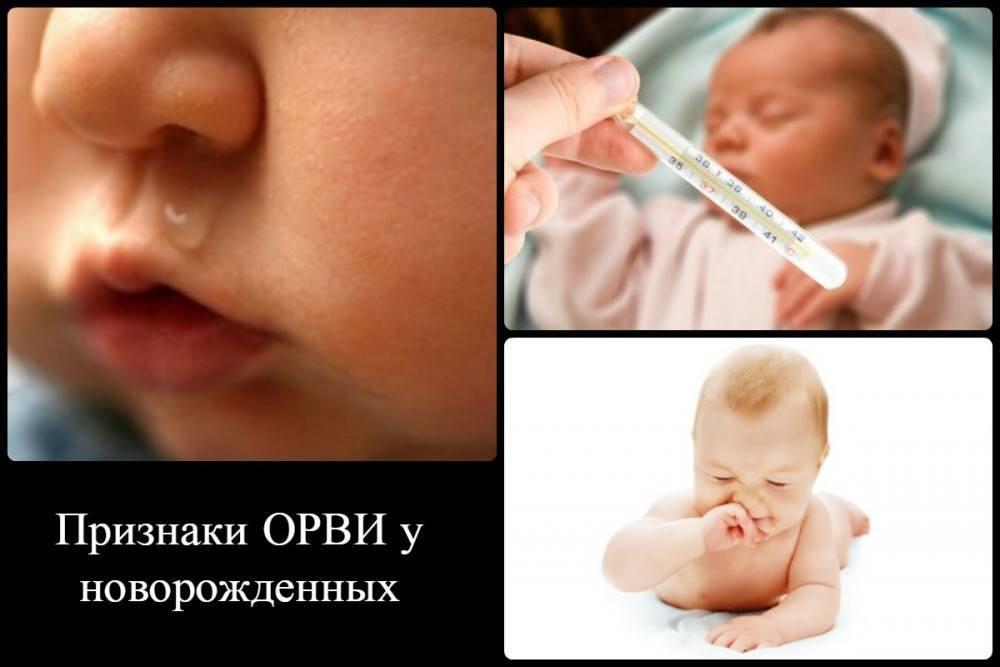 Орви у грудничка симптомы, лечение, профилактика