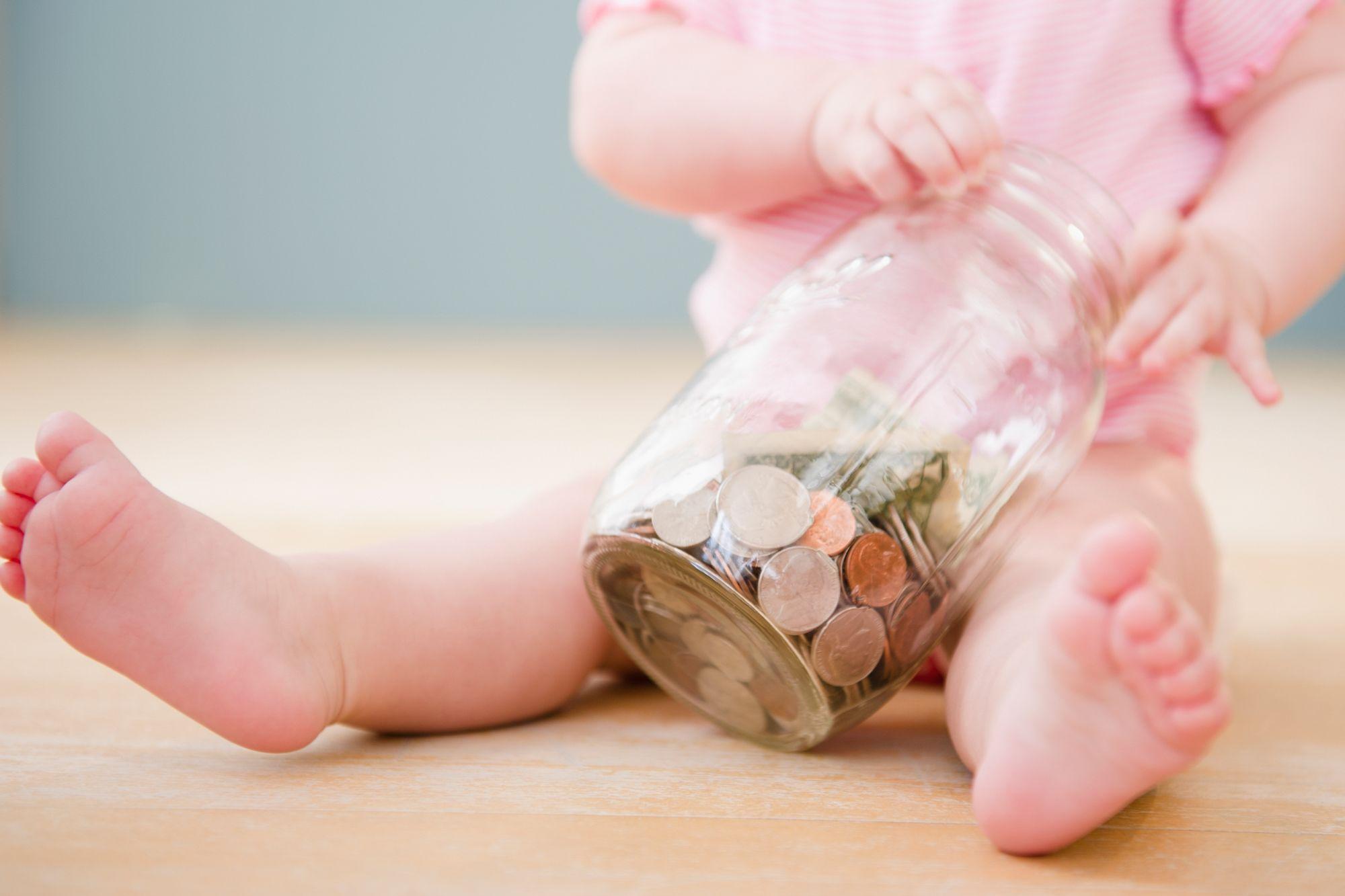 Ребенок проглотил монету симптомы. маленький ребенок проглотил монету - что делать?