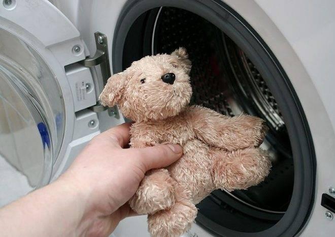 Как стирать мягкие игрушки в домашних условиях + фото и видео