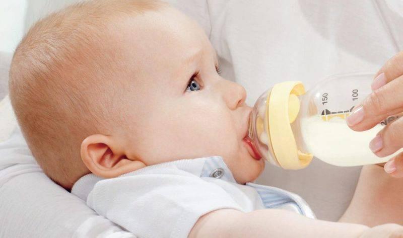Как отучить ребенка от ночного кормления бутылочкой и грудным молоком