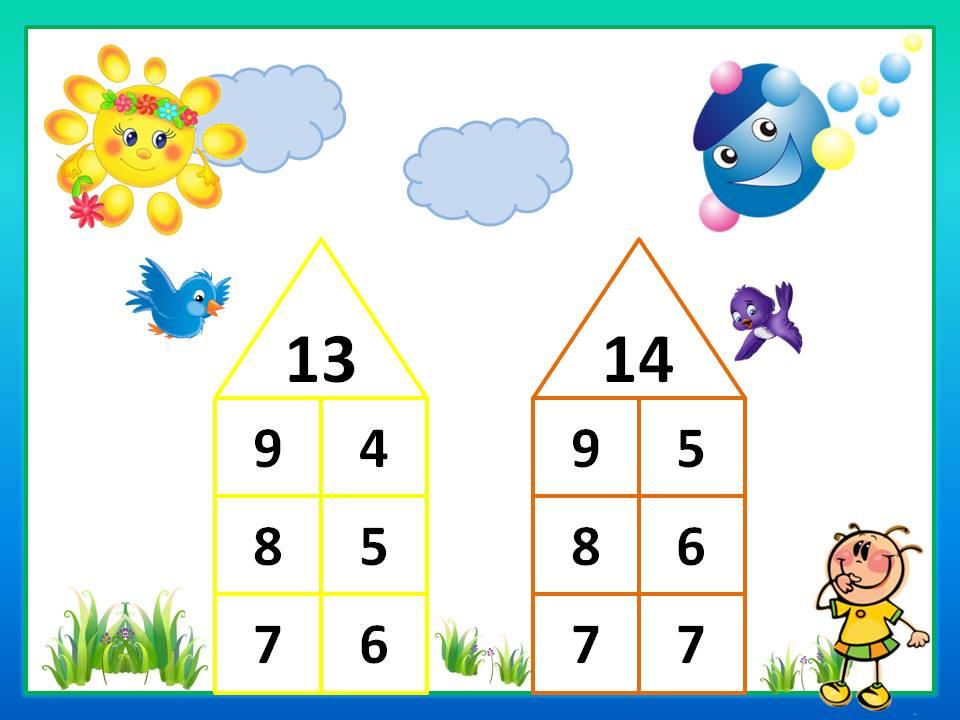 Состав числа до 10: как научиться быстро считать. состав числа в 1 классе, при подготовке к школе. устный счет быстро.