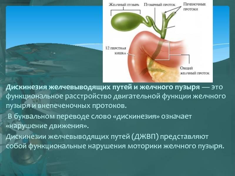 Дискинезия желчевыводящих путей удетей: симптомы, медикаментозное лечение идиета