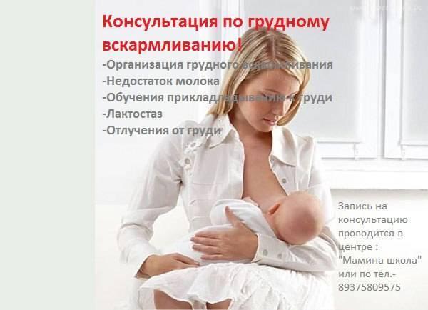 Как подготовиться к визиту консультанта по грудному вскармливанию