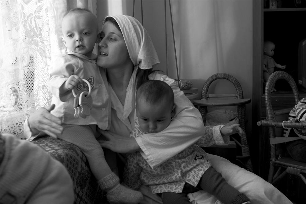 История мамы, которая взяла ребёнка из приюта