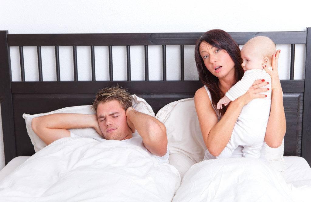 Что делать, если отношения с мужем испортились после рождения ребенка | психология отношений