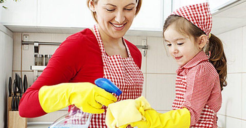 Приучаем ребенка к порядку в доме, или как воспитать помощника