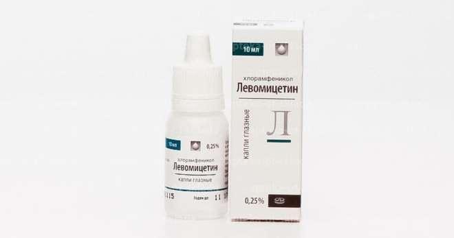 Глазные капли «левомицетин» для детей: инструкция по применению для глаз, дозировка, в нос от насморка, отзывы