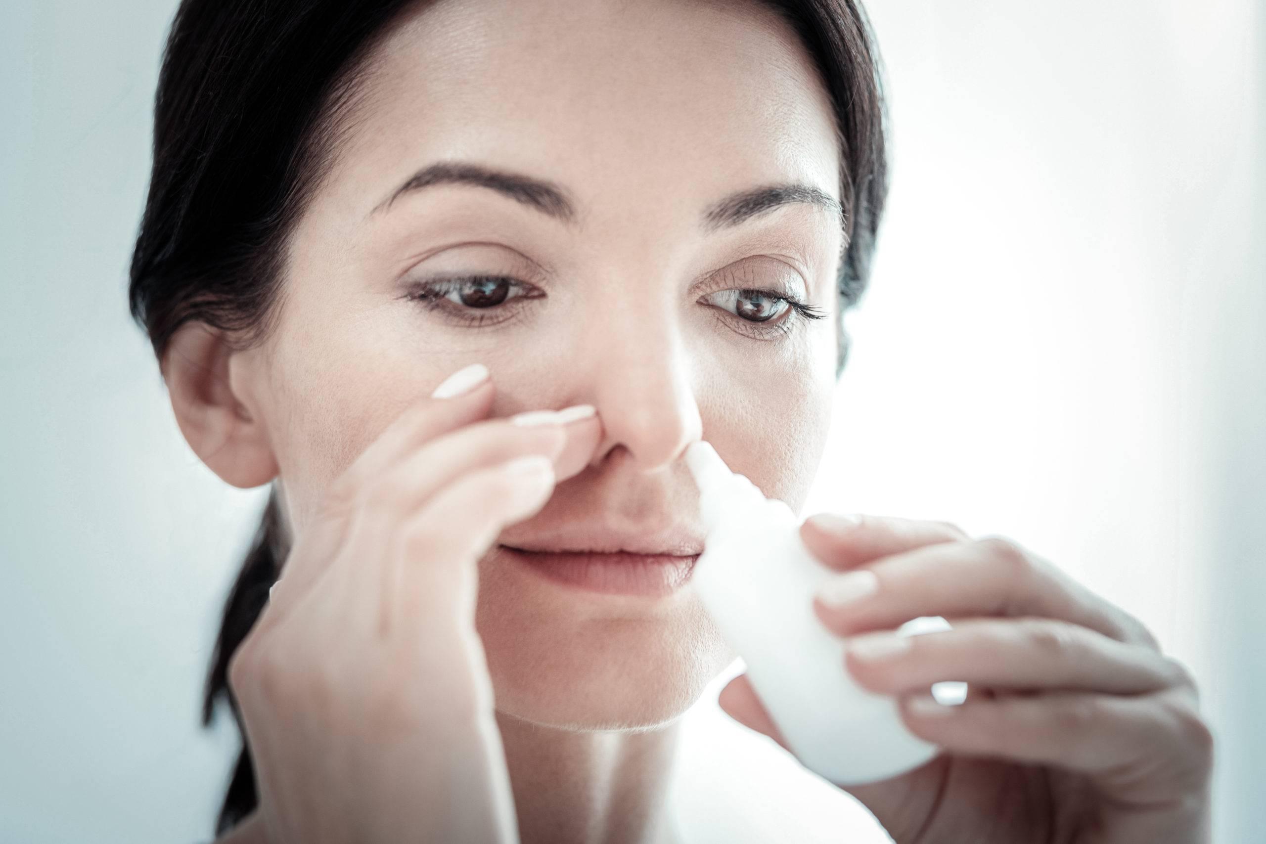 Список лучших капель от заложенности носа для детей