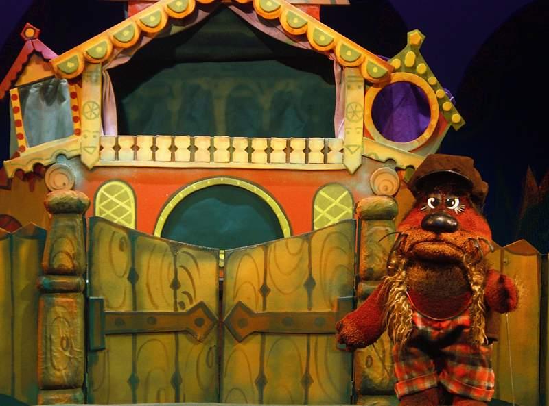 Сценарии кукольных спектаклей