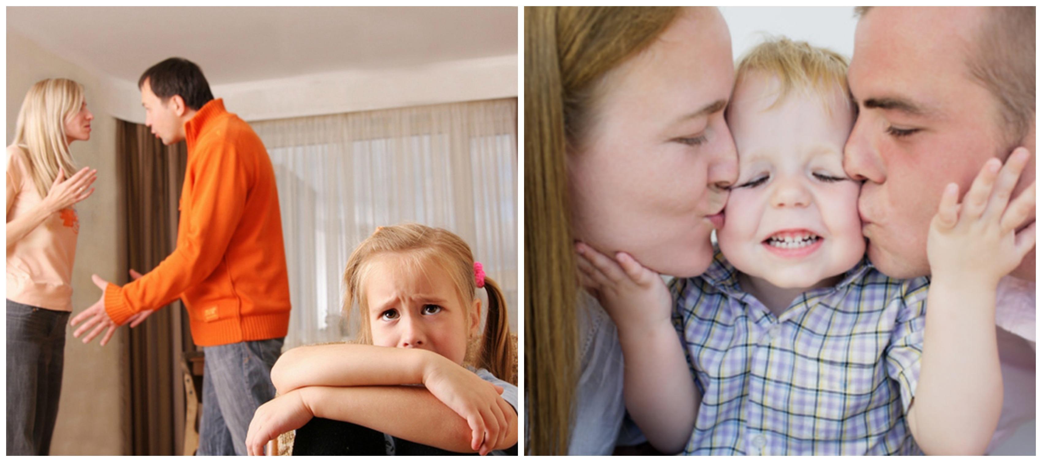 Ссоры между родителями и детьми: проблема мамы, папы и ребенка